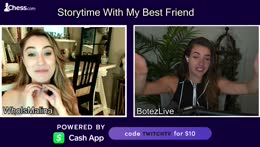 STORY TIME WITH MY BEST FRIEND I POWERED BY !CASHAPP I USE CODE TWITCHTV FOR $10 OFF