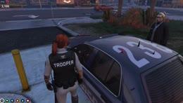 Trooper Copper | GTARP NoPixel WL