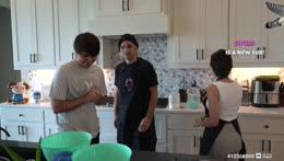 cringe in the kitchen ft. mitch jones