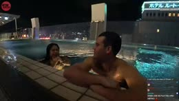 JAPAN-Got a Hotel w/ Hot Tub and Pool Friends Welcome!! 👏  !social !discord