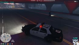 Ensley Alton LSPD #420   Nopixel WL   Stopping all the filthy jaywalkers