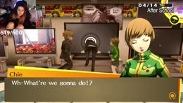 FIRST TIME PERSONA 4 GOLDEN | !discord