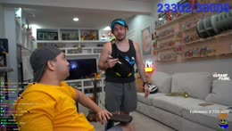 mizkif murders greek and goes back to his video
