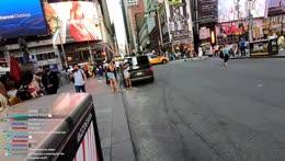 Exploring NYC with miekii ✨✨