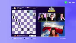 ANALYZING COOL CHESS GAMES | Awesome SMP at 7pm ET | !gfuel #ad