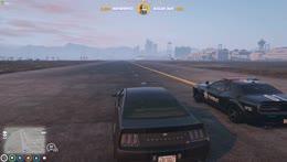 A mode race