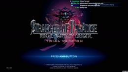 Stranger of Paradise Demo