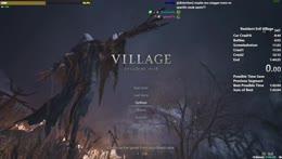 RE8 Village of Shadows Speedruns (Glitchless) | !displate