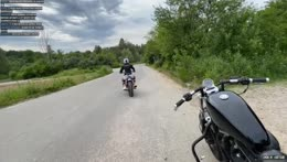 Lesson on Harley Davidson