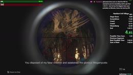 RE8 No Intro Village of Shadows Speedruns !displate !nointro