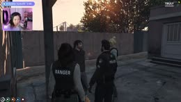 LEARNING COP FOR FIRST TIME | Connie Clark | NoPixel Public |