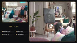 hello hi, i am home, let's hang out <3 painting ^-^