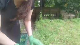 Outdoor Garden Stream | !discord !merch !social !charity