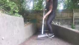 Buggin' Chat In the Garden | !lawnmower !discord !merch !social !charity