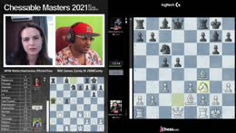 $1.6M Chessable Masters with GM Hikaru Playing!   Quali Day 2   !hosts !pairings !players