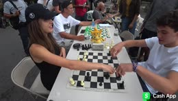 Chess Chad asks for Alex's number too