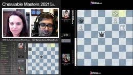 $1.6M Chessable Masters with GM Hikaru Playing!   FINAL Quali Day   !hosts !pairings !players