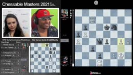 $1.6M Chessable Masters with GM Hikaru Playing!   QF Day 2   !hosts !bracket !format