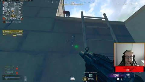 WZ DA MADRUGA!!! - TOP #1 BR em Kills no MW (435k+ kills) - !comandos !social