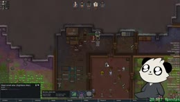 Rimworld! Blind Cannibal tribe, this can't do well. Genshin Impact very late tonight rooVV