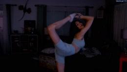 Samantha Doing Yoga!!!