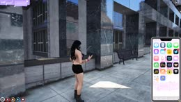 Lana Valentine *HAS A WARRANT* | NoPixel RP *:・゚✧
