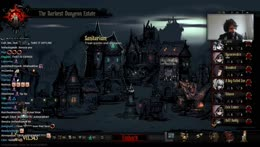 Moderating Ahrelevant and Has | Darkest Dungeon Bloodmoon Week 62 !VPN