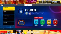 COMP STAGE NEXT GEN GO KART RED ?