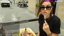 DAY 30 LUNCH IN FLORENCE (TUSCANY)    !tts !change !newyt