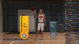 NBA+2K22+Career