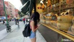 IRL CHINATOWN NYC