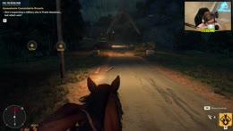 Richard+runs+over+a+Horse