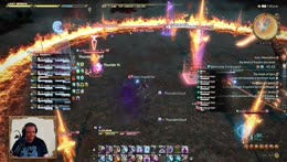 FF14 - Ifrit and Ultima Weapon Today or you can butter my cheeks