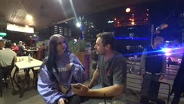 Minx and Rich get catcalled