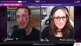 QUEST TO CONQUER CANCER: PC Community Stream w/Marcus & Angry_Unicorn_