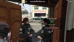 Sr. Officer Tyme Reducer - LSPD   twitter/insta @bananabreaa