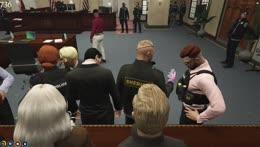 Senior Officer Silas Grimmer | Wayne Biggz Senate Appeal | NoPixel WL