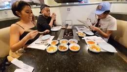 LA | dinner with !corgi and !dennis
