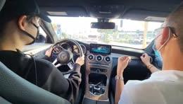 LA | test drive with !Jane