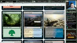 FULL INN FIRST REACTIONS/SET REVIEW WUBRG ORDER W/ SHORT BREAKS BETWEEN COLORS - in general c/unc reviewed for limited, rare/mythic for con