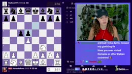 2200 GRIND w/ !GFUEL (code BOTEZ) | !gfuel !chess #ad