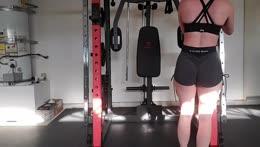 Workout Stream! Come Say Hi! Or Else