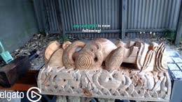the rare sunday carving sesh