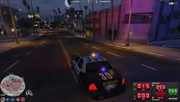 NoPixel WL | Hooker Cop | 636 Louis Bloom | IDing Crims by Streamsniping | Subtember