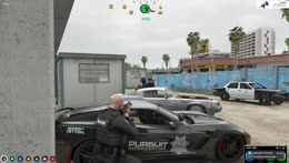 Hostage Situation Goes Boom