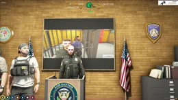 Chief of Police Sam Baas - Tonor Giveaway @ 8pm EST -  Nopixel | !giveaway !Subtember !manscaped !tonor !tiktok #ad