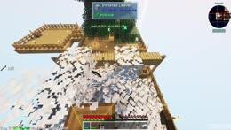 turning nothing into something (SkyFactory One)