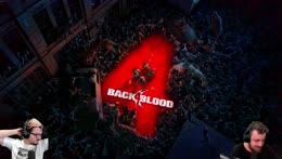 Visszajöttünk a vérér...4-en..   Back 4 Blood (PC)