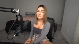 small announcement then watching shows with chat (: