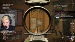 INSANE MAN PLAYS ZOMBIE GAME (100% ACCURACY) (NO DEATH RUN)